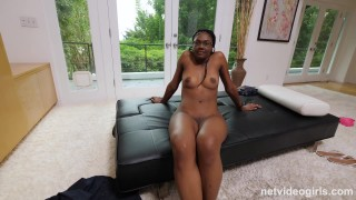 Brandy - Horny 21 Year Old Black Girl