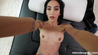Destiny - Petite and Laid Back AT FIRST