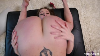Danni and Jade - 18 Year Old Has First Threesome
