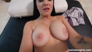 Alli - The Most Amazing Natural Tits