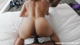 Tiffany - Chris Drops The Anal Creampie In This BBG