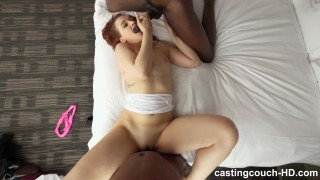 April - Making Her BBC Dream Come True