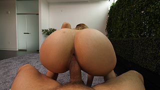 Lex - PAWG Taking On Two Guys