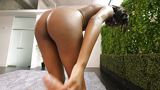 Ashley - Bubble Butt Black Girl