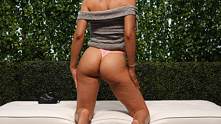 Sasha - Exotic Girl With Perfect Bubble Butt