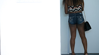 Hazel - Black Girl Fucks Her First Black Guy LOL