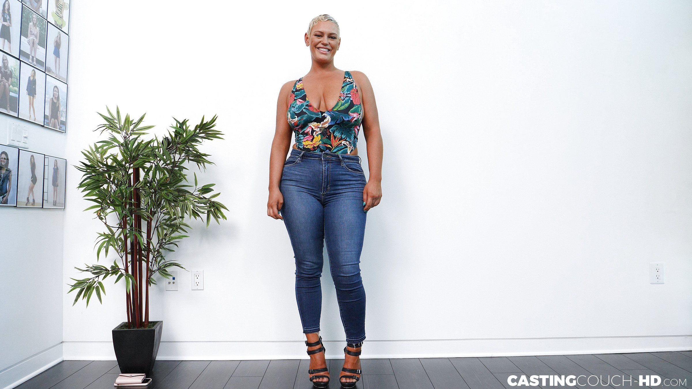 Castingcouch hd hot big ass milf