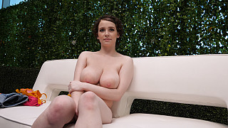 Anna - All Natural Big Milky White Titties