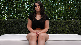 Gemma - Having Her Very First Threesome