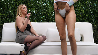 Adira and Bella - Two Hot Horny Girls