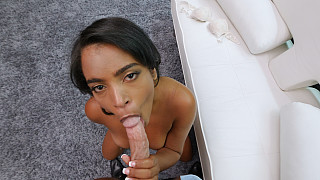 Sydney - Flexible Black Girl Gets Pussy Pounded