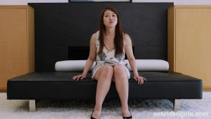Yui - Japanese Calendar Girl Audition