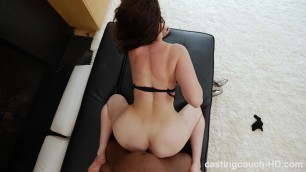 Kim - Thick White Girl Has Strong Orgasm
