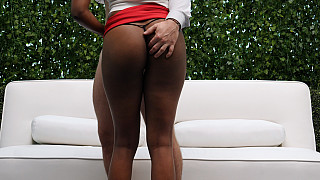 Kelly - Bubble Butt Black Girl Wants It In Her Ass