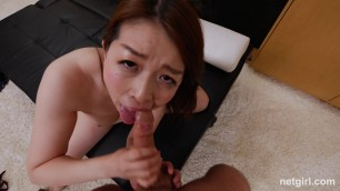 Yui - Japanese Beauty Gets Double Teamed