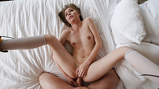 Elle - Innocent Girl Wanted To Get REAL Naughty With Anal Picture #12