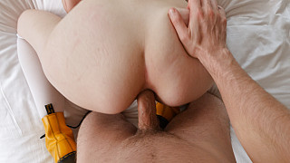 Elle - Innocent Girl Wanted To Get REAL Naughty With Anal Picture #15