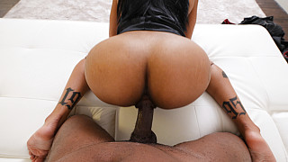 Ava - Black Girl With Plump Ass And Big Tits Picture #11