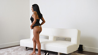 Ava - Black Girl With Plump Ass And Big Tits Picture #2