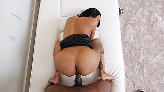 Ava - Black Girl With Plump Ass And Big Tits Picture #7