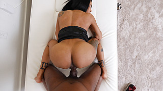 Ava - Black Girl With Plump Ass And Big Tits Picture #9
