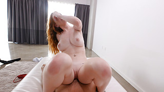Nala - Redhead Gets Cum In Her Pussy And Mouth Picture #16