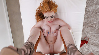 Nala - Redhead Gets Cum In Her Pussy And Mouth Picture #9