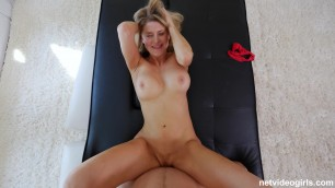 Lauren - Experienced Model Has Sex During Audition