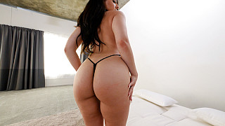 Mia - Horny PAWG In A G String Picture #11