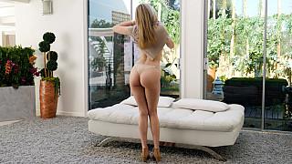 Angel - Perky Tit White Girl Loves Her 1st BBC Picture #5