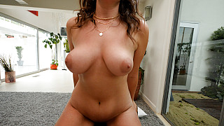Nolina - Busty PAWG Cums On Her First Big Black Dick Picture #22