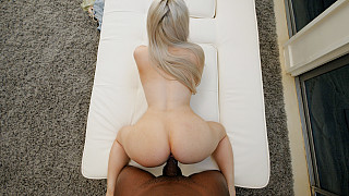 Haley - Nice Ass Blonde Is Enjoying Being Single Picture #14