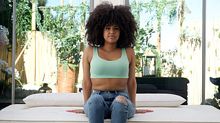 Nina - Sexy First Timer With Awesome Afro Picture #3