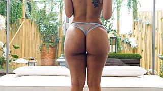 Lauren - Bubble Butt Latina Wants In A Rap Video Picture #11