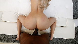 Kay - Perfect Body Blonde Fucks 1st Black Guy Picture #30