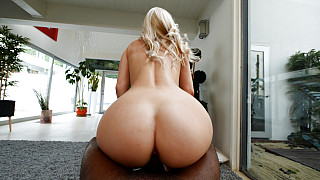 Kay - Perfect Body Blonde Fucks 1st Black Guy Picture #35