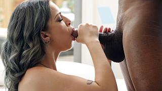 Bella - Perfect Perky Big Tits Takes BBC Picture #10