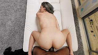 Bella - Perfect Perky Big Tits Takes BBC Picture #13