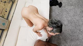 Bella - Perfect Perky Big Tits Takes BBC Picture #14