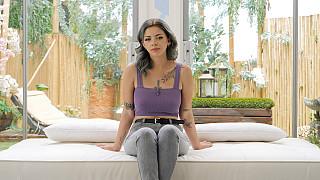 Bella - Perfect Perky Big Tits Takes BBC Picture #3
