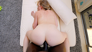 Stella - Hot Blonde Tries Anal With A Huge BBC Picture #12