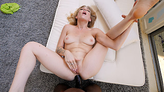 Stella - Hot Blonde Tries Anal With A Huge BBC Picture #6