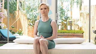 Talia - Girl Next Door With Nice Naturals Fucks 1st BBC Picture #1