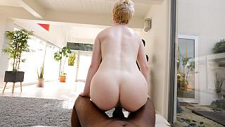 Talia - Girl Next Door With Nice Naturals Fucks 1st BBC Picture #14