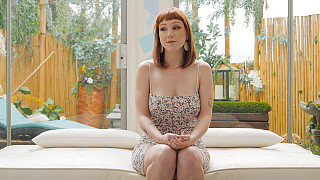 Luna - PAWG Redhead Takes A BBC DEEP Picture #2