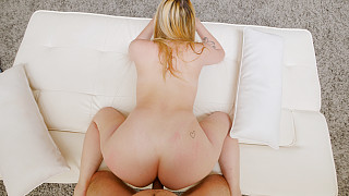 Marie - Thick Blonde With Big Ass Is Suspicious Picture #14