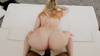 Marie - PAWG Lets Her First Black Guy Creampie Her Picture #17