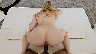 Marie - PAWG Lets Her First Black Guy Creampie Her Picture #19