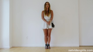 Jenna - Petite Thing With Tight Pussy Surprises