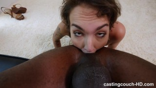 Emily - Loved Her First Experience With A Black Guy